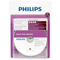 Philips CD/DVD Laser Lens Cleaner