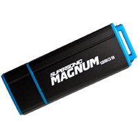 Patriot Supersonic Magnum 128GB SuperSpeed USB 3.0 Flash Drive PEF128GSMUNSB