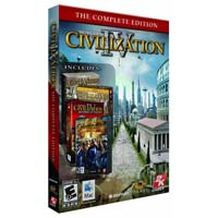 Aspyr Sid Meiers Civilization IV: The Complete Edition (MAC)