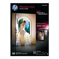 "HP 4"" x 6"" Premium Plus Photo Paper 100 Sheets"