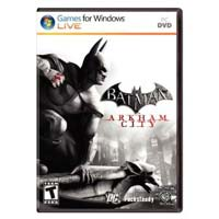 Warner Brothers Batman : Arkham City (PC)