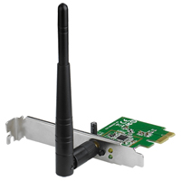 ASUS PCE-N10 Wireless N 150Mbps PCIe Adapter