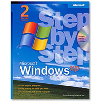 Microsoft Press Microsoft Windows XP Step by Step, Second Edition