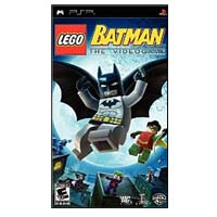 Warner LEGO Batman: The Video Game (PSP)
