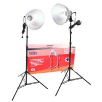 Dot Line RPS Studio 1000 Watt Continuous Light Kit