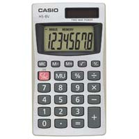 Casio Pocket Calculator