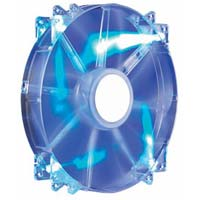 Cooler Master MegaFlow 200mm Blue LED Case Fan