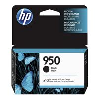 HP HP 950 Black Officejet Ink Cartridge