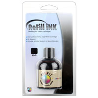 Meritline Products Merax Black Ink (For use with Item No. 167-055)