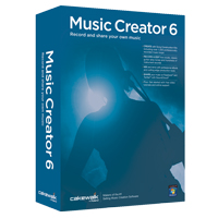 Cakewalk Cakewalk Music Creator 6 (PC)