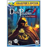 Activision Dark Parables: The Exiled Prince Collector's Edition (PC)