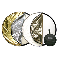 "Dot Line 32"" 5-in-1 Reflector Sunlight"