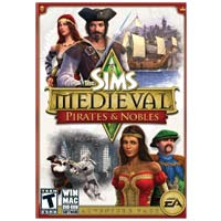Electronic Arts Sims: Medieval Pirates and Nobles (PC/Mac)
