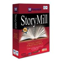Mariner Software StoryMill 4 (Mac)