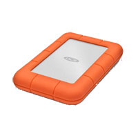 LaCie Rugged Mini 500GB SuperSpeed USB 3.0 Portable External Hard Drive