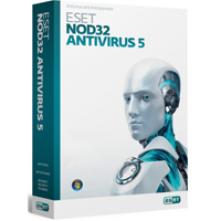 ESET NOD32 Antivirus 5.0 1-User 1-Year - OEM (PC)