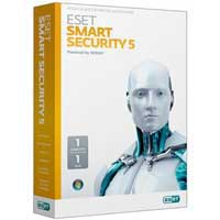 ESET Smart Security 5.0 1-Year Single User License (PC)
