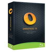 Nuance OmniPage V18 (PC)
