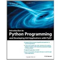 Cengage Learning INTRO PYTHON PROG & DEV