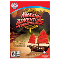 Popcap Amazing Adventures: The Forgotten Dynasty (PC/MAC)