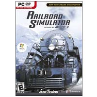 CompuExpert Railroad Simulator (PC)