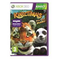 Microsoft Kinectimals: Now with Bears (Kinect for Xbox 360)