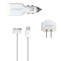 Cirago USB Charger Kit for iPod/iPhone