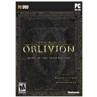 Bethesda Oblivion- Game of the Year (PC)