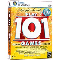 Viva Media Play 101 Premium Games Collection (PC)