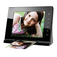 "Mustek PF-A6L Photo Scanner with a 8"" Display"
