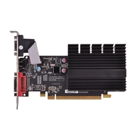 XFX HD-545X-YQH2 AMD Radeon HD 5450 512MB DDR3 PCIE 3.0x16 Video Card