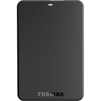 Toshiba Canvio Basics 3.0 500GB SuperSpeed USB 3.0 Portable External Hard Drive