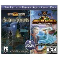 Encore Software Hidden Mysteries Salem Secrets (PC)