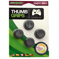 Komodo Pro Gamer Analog Thumb Grips for Xbox 360