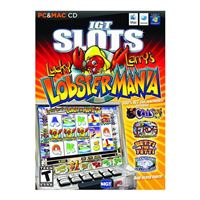 Masque IGT Slots: Lucky Larry's Lobstermania (PC/Mac)