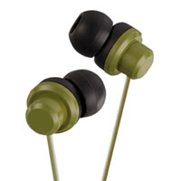 JVC Riptidz Inner Ear Headphones - Green