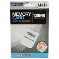 Komodo 128MB Memory Card for Wii/Gamecube