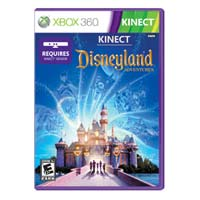 Microsoft Disneyland Adventures (Kinect for Xbox 360)