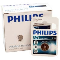 Philips 1.5V Alkiline Coin Cell Battery