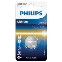 Philips Lithium Minicell CR2032 Battery