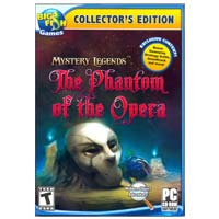 Activision Mystery Legends: The Phantom Of The Opera (PC)