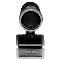 Digital Innovations ChatCam 720 HD Webcam