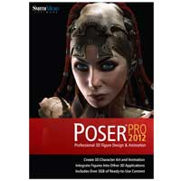 Smith Micro Poser Pro 2012 (PC/Mac)