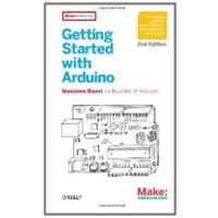 O'Reilly GETTING STARTED ARDUINO