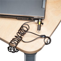 Kensington Portable Combination Notebook Lock 6 ft.