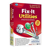 Avanquest Fix-It Utilities 12 Professional (PC)