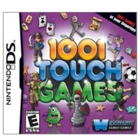 Maximum Family Games 1001 Touch Games (DS)