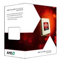 AMD FX 6100 Black Edition 3.3GHz Six-Core Socket AM3+ Boxed Processor