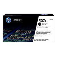 HP HP 507A Black LaserJet Toner Cartridge