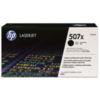 HP 507X Black LaserJet Ink Cartridge